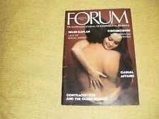 vintage FORUM Vol 5 No 9 Sep 1977 Australian Journal Of Interpersonal Relations