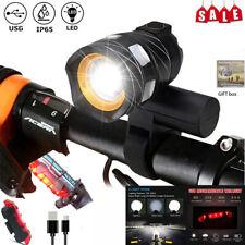 15000LM Recargable luz de bicicleta XML T6 LED 3 modos Bicycle Light Impermeable