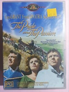 The Pride And The Passion (Region 4 DVD) Brand New & Sealed, FREE Next Day Post