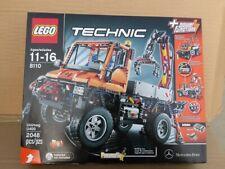 LEGO Technic Mercedes-Benz Unimog U 400 8110 New in Box Sealed