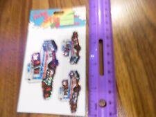 Pack Vintage? Stickers - Divine Stickers - Prism Semi Truck - 1 Sheet