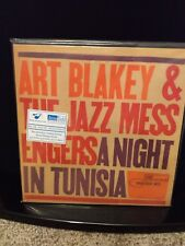 Art Blakey, A night in Tunisia, 2LP, 45rpm. Numbered collectors edition. SEALED.
