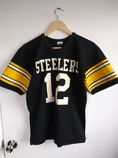 499189dffe4 Vintage 70s Rawlings Pittsburgh Steelers Bradshaw Jersey Men's Medium