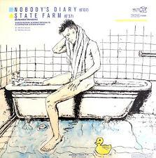 "Yazoo 12"" Nobody's Diary / State Farm - Original 1983 - France (EX/M)"