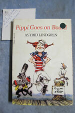 Pippi Goes On Board - Astrid Lindgren OzSellerFasterPost!