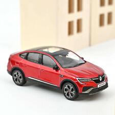 NOREV 517683  - Renault Arkana R.S. Line 2021 - Flamme Red 1/43