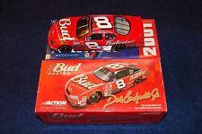 DALE EARNHARDT JR. 2001 ACTION NASCAR 1:24 BUDWEISER (VN34)