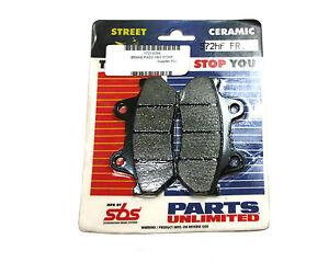 SBS HF Ceramic Brake Pads  572HF*