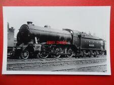 PHOTO  LNER EX GNR GRESLEY CLASS K3 2-6-0 LOCO NO 4000 BR 61800
