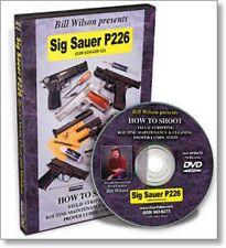 Sig Sauer P-Series: How To Shoot (DVD) / P226 / P220 / guns