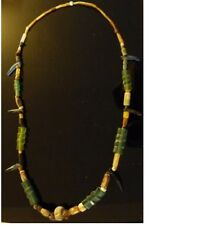 "Beautiful Ancient Roman Glass Beads Necklace - 22"" or 55cm 1st-2nd cen ad"