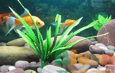 """Aquarium Plants for Plastic Tank Silk 81004, 8"""""""