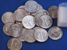 1964 Kennedy Half Dollar AU-BU Roll Of 20 B4144