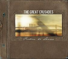 THE GREAT CRUSADES - FICTION TO SHAME  CD NEU