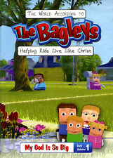 The World According to the Bagleys - Vol. 1: My God is So Big (DVD) **New**