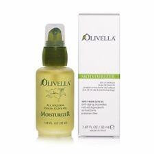 Olivella All Nat 00004000 ural Virgin Olive Oil Moisturizer All Skin Types 1.69oz 2Pk