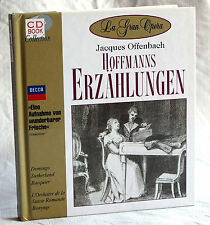 CD BOOK Collection - HOFFMANNS ERZÄHLUNGEN - Offenbach - The Tales Of Hoffmann