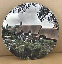 Vintage Anne Hathaway's Cottage Royal Doulton Decorative Collector Plate England