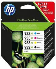 HP 932xl/933xl (rendimiento: 1,000 negro / 825 color páginas) / Cian/ Magenta/