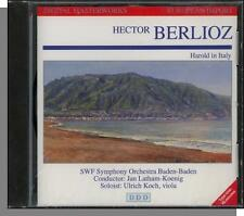 Hector Berlioz - Harold in Italy - Baden-BadenSymphony Orchestra - New CD!