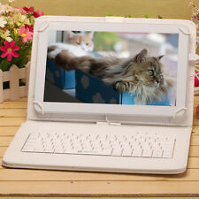"iRULU 10.1"" Android 5.1 1GB/8GB Tablets PC Quad Core with Keyboard Bundled PAD"