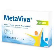 Metagenics metaviva multi 30cpr