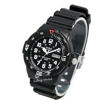 -Casio MRW200H-1B Analog Watch Brand New & 100% Authentic NM