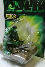 Marvel HULK Smash and Go Hulk with tank