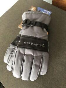 Carhartt Men's Insulated Gloves Brand New!!! Medium
