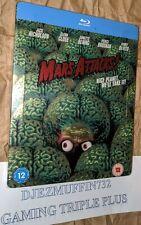 Mars Attacks Blu-Ray Steelbook (Region Free) Limited Edition