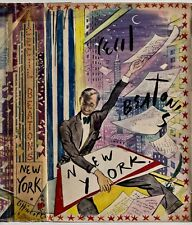 CECIL BEATON'S NEW YORK 1938 First Edition 1st in Excellent Original Dust Jacket