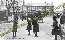 Aldershot Town Railway Station Photo.North Camp & Ash Vale - Farnham. L&SWR (1)