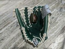 Louisville Slugger HD9 12.75 Outfield Baseball Glove Green Righty Rare