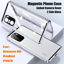 CUSTODIA PER REDMI NOTE 10 Pro XIAOMI MI 11 Lite 5G MAGNETIC PHONE CASE COVER