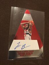 NBA Auto Card Trevor Booker Panini Preferred 2013-14 44/74