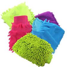 Gant de nettoyage lavage chenilles microfibre pour vitre carrosserie PAS CHER
