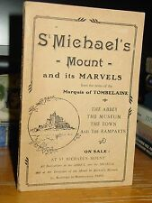 ca. 1890 St. Michael's Mount and its Marvels: The Abbey, Museum, Town & Ramparts
