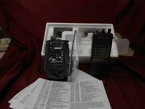 AOR  AR1000 XLT hand held scanner
