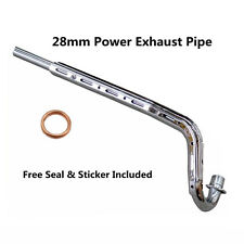 Performance Exhaust Power Pipe Atomik PIT PRO Dirt Bike Thumpstar 70/110/125 cc