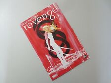 Drawing of the Three STEPHEN KING & REVENGE ABC TV MARVEL PREVIEW #0 2014 (C7067