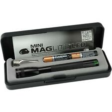 Maglite mini AAA Spectrum Green mag-Lite LED linterna, luz verde