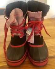 New Skechers Girl's Snow Boots Size 1