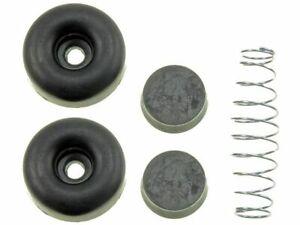 Rear Drum Brake Wheel Cylinder Repair Kit fits Packard Model 1700 1939 21QYJS