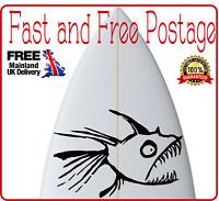 HOT TUNA Sticker Surfboard Kayak Longboard Skimboard windsurfing skate Surfer