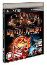 Mortal Kombat Komplete Edition   PLAYSTATION 3 ( PS3 )