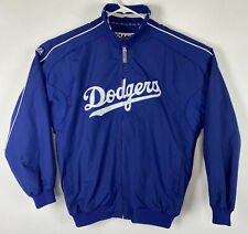 Los Angeles Dodgers Majestic Authentic Collection Nylon Jacket Size XL