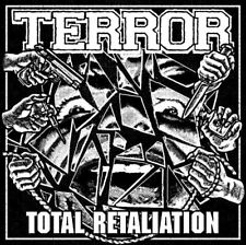 TERROR - TOTAL RETALIATION (2018) NUCLEAR BLAST HARDCORE PUNK ALBUM