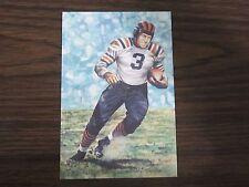 1990 Bronko Nagurski Series Two Goal Line Art Card Chicago Bears / Minnesota