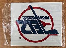 Kraft Decal of a Vintage Winnipeg Jets NHL Logo