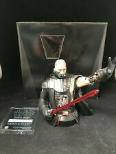 Star Wars 2010 Gentle Giant Darth Vader (The Force Unleashed) Mini Bust ~ #469